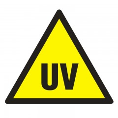 Warning! Ultraviolet radiation