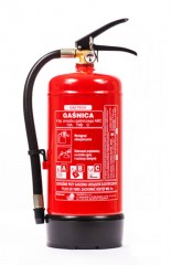 Powder extinguisher 4 kg (GP-4X ABC)