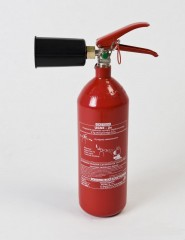 Firefighting device for electronic equipment 2kg CO2 (UGSE-2X BC)