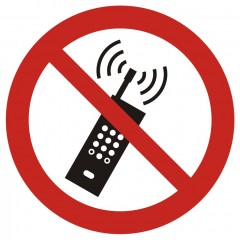 No activated mobile phone