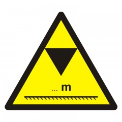 Warning – limited height