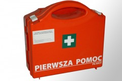Portable factory first aid kit P10 Equipment DIN 13164
