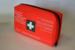 Cloth first aid kit DIN Equipment DIN 13164