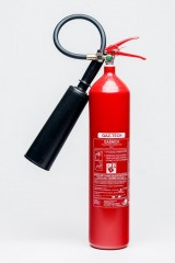 Snow fire extinguisher 5 kg (GS-5X B/E) up to 245 kV