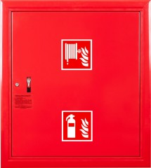 Hydrant DN 25 PN-EN 671-1 [W-25/20G] (with a place for the fire extinguisher)