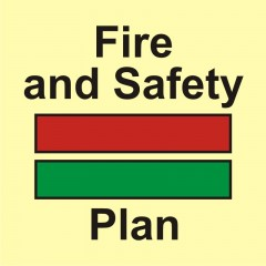 Fire and safety plan