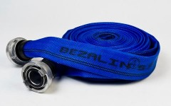 Lined Fire hose for motopumps W 75-20 meters