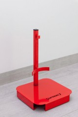 Stand for fire extinguisher - 4kg and 6kg