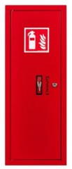 Fire extinguisher cabinet for 6kg fire extinguishers