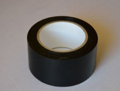 self-adhesive tape to the floor, length 33  black