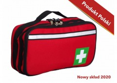 Car first aid kit PLUS